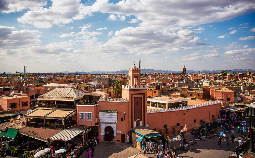 Почему Марокко?
