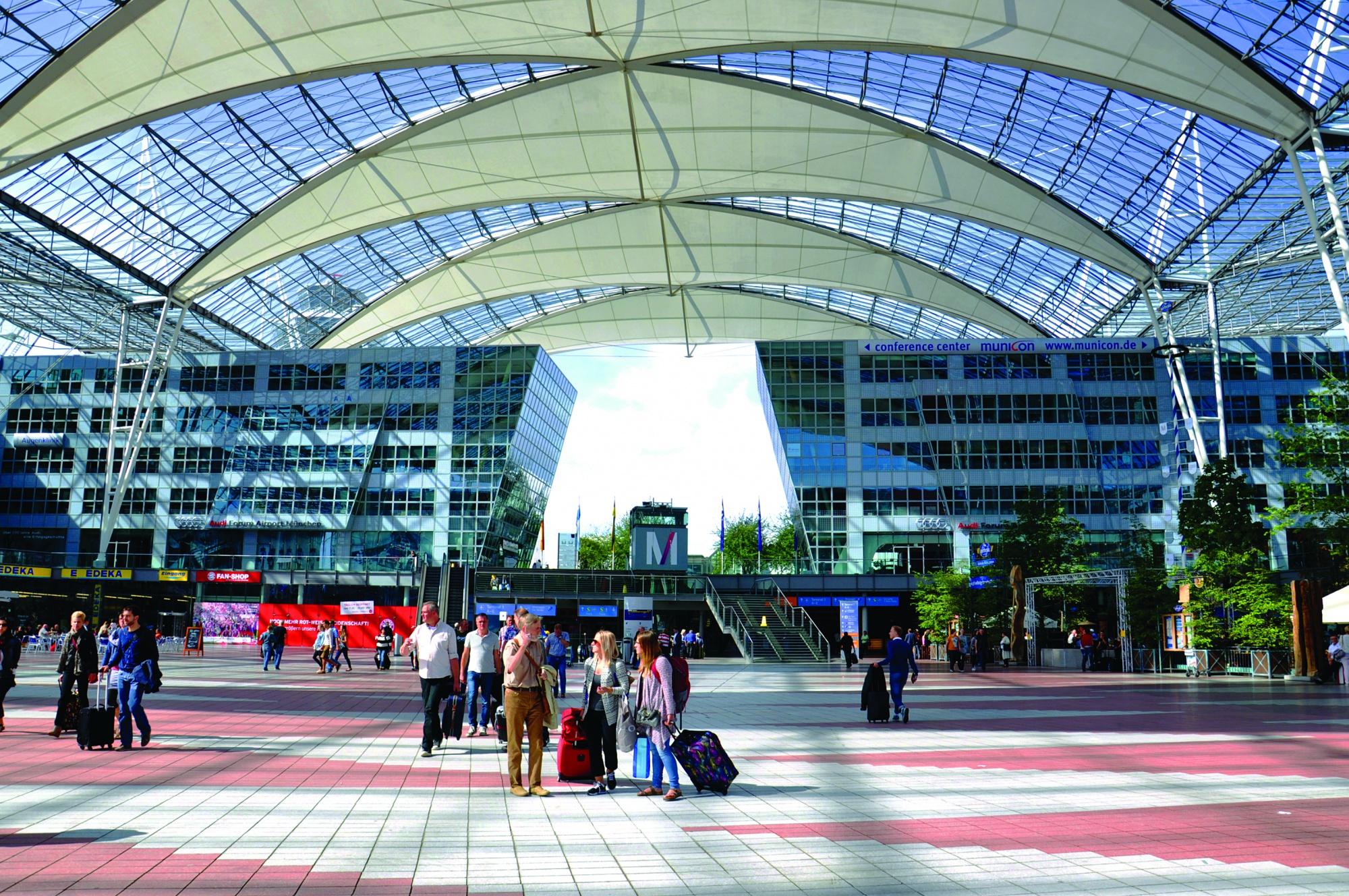 Munich Airport Tours
