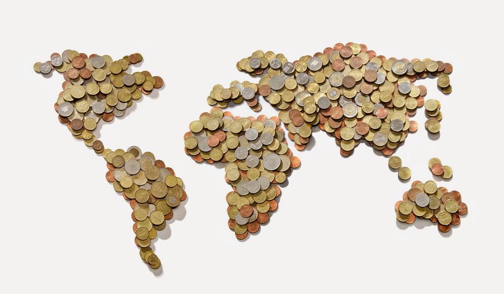 Рейтинг самых состоятельных наций мира